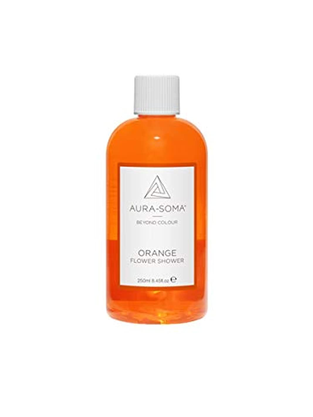 チャット連邦メジャーフラワーシャワー 250ml オレンジ