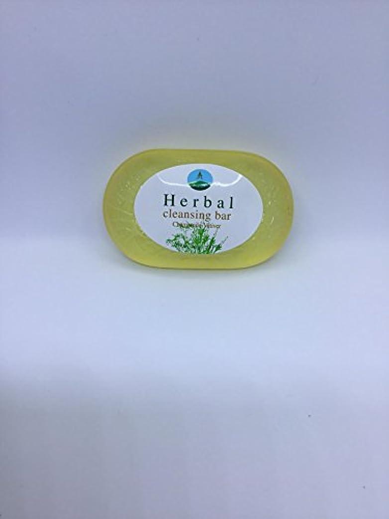 ファントムケニア貫入Herbal cleansing Bar Chamomile-Vetiver