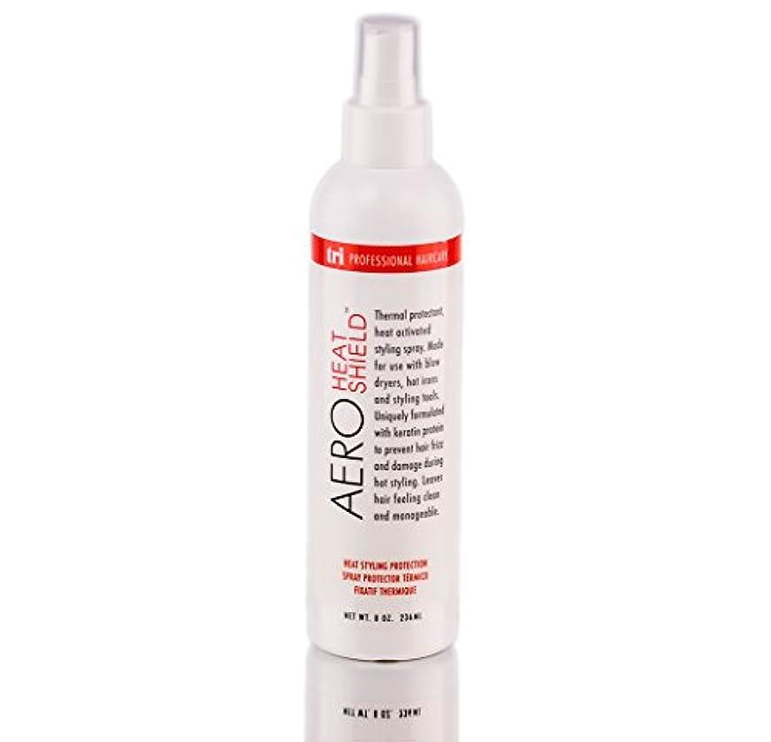 リズミカルな副産物フライカイトTri Hair - Institute of Trichology トライエアロヒートシールドスタイリング保護スプレー - 8オンス