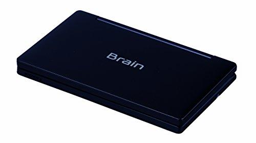 シャープカラー電子辞書Brain生活総合モデルブラック系PW-SA2-B