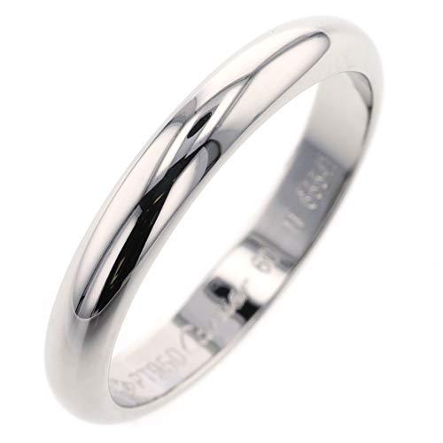 (カルティエ)CARTIER ウェディング 20号 約3.5mm リング・指輪 プラチナPT950 メンズ 中古