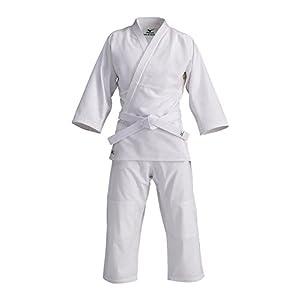 MIZUNO(ミズノ) 柔道着 上衣・パンツ・帯セット 学校体育推薦品 22JG5A90