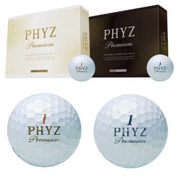 ブリヂストン日本正規品PHYZ Premium(ファイズプレミアム)ゴルフボール1ダース(12個入)