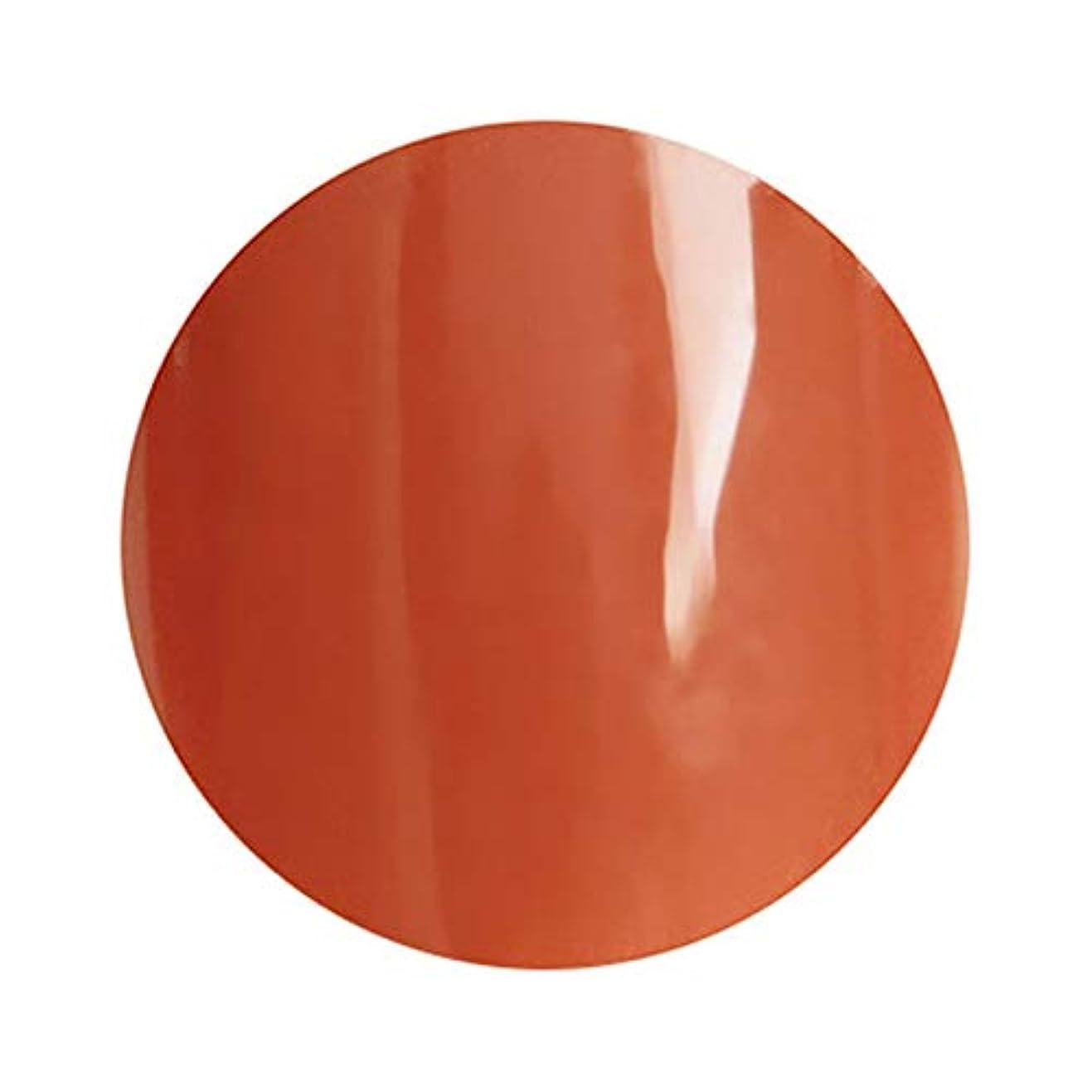凍ったぜいたくガウンpara gel パラジェル カラージェル S033 アウェイクニングオレンジ 4g (久永ひろよプロデュース)