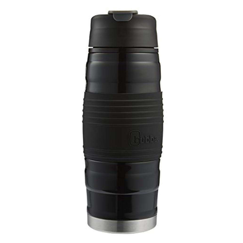 吸収グリル流星Bubba Brands Hero Bottle with Grip, 16 oz, Black by Bubba Brands