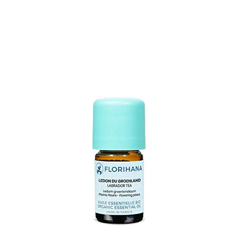 柔らかさ乱雑なパットオーガニック エッセンシャルオイル ラブラドルティ ルドン 2g(2.3ml)