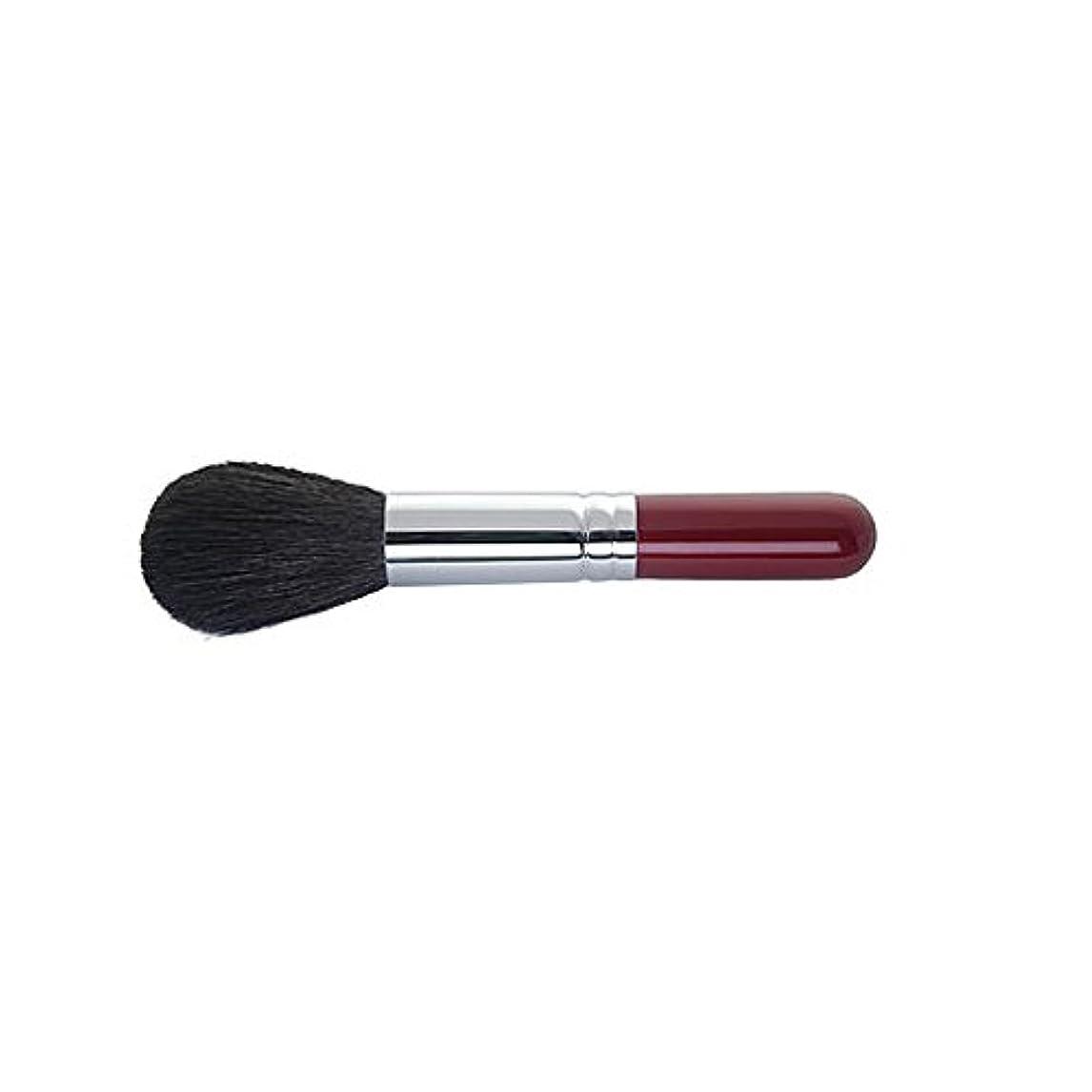 グリップ月典型的な熊野筆 Ai brush 18-1s/パウダーブラシ/丸