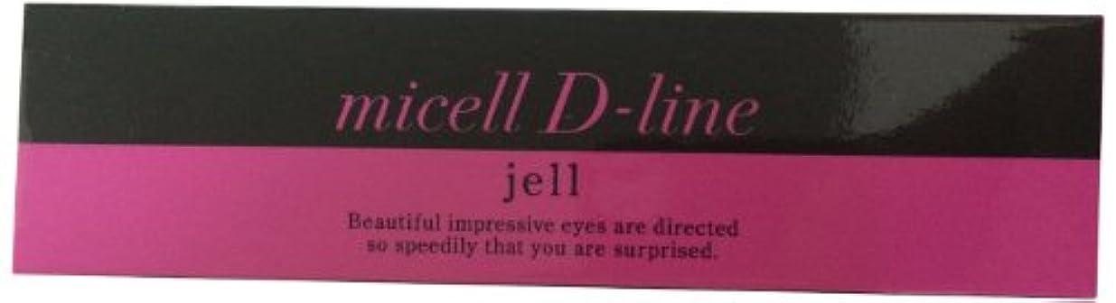 印象的な喜劇ダニmicell D-line jell (単品)