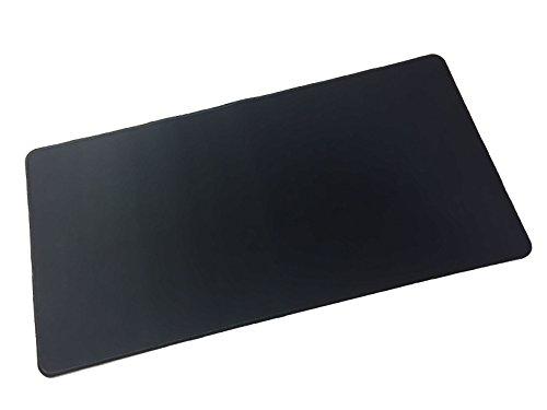 KiloNext トレーディング カードゲーム ラバー プレイマット (60*30cm ブラック)