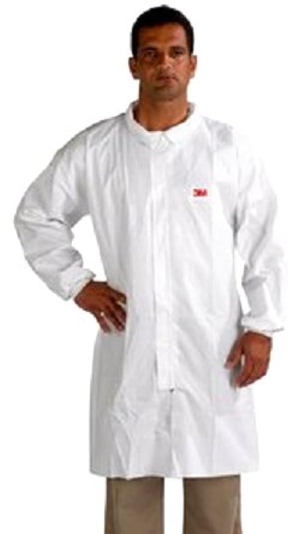 視力見てゲートウェイ3M Disposable Lab Coat 4440, Polypropylene, Medium, White by 3M