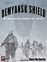 LEG: Demyansk Shield, Frozen Fortress 1942, Board Game