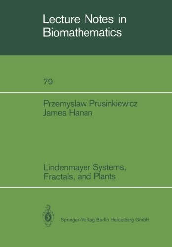 Download Lindenmayer Systems, Fractals, and Plants (Lecture Notes in Biomathematics) 0387970924