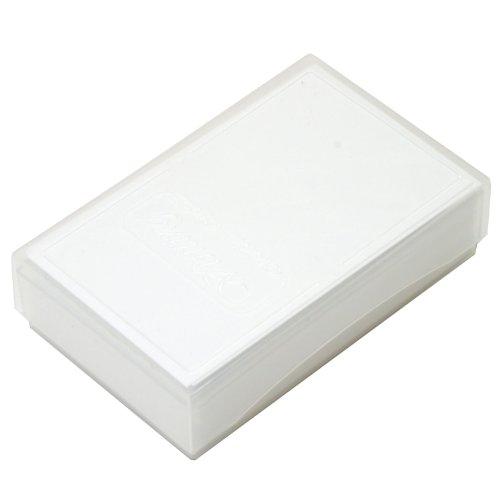 名刺用紙 マルチカード 白無地 ホワイト 約0.24mm 名刺サイズ 100枚