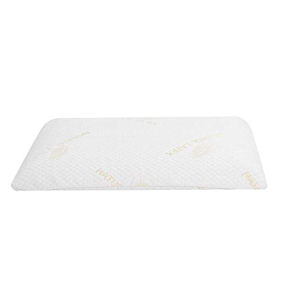 経験者インチセーターラテックス枕、首と肩の痛みのための睡眠の自然な高い整形外科顆粒マッサージデザインのための豪華な記憶枕
