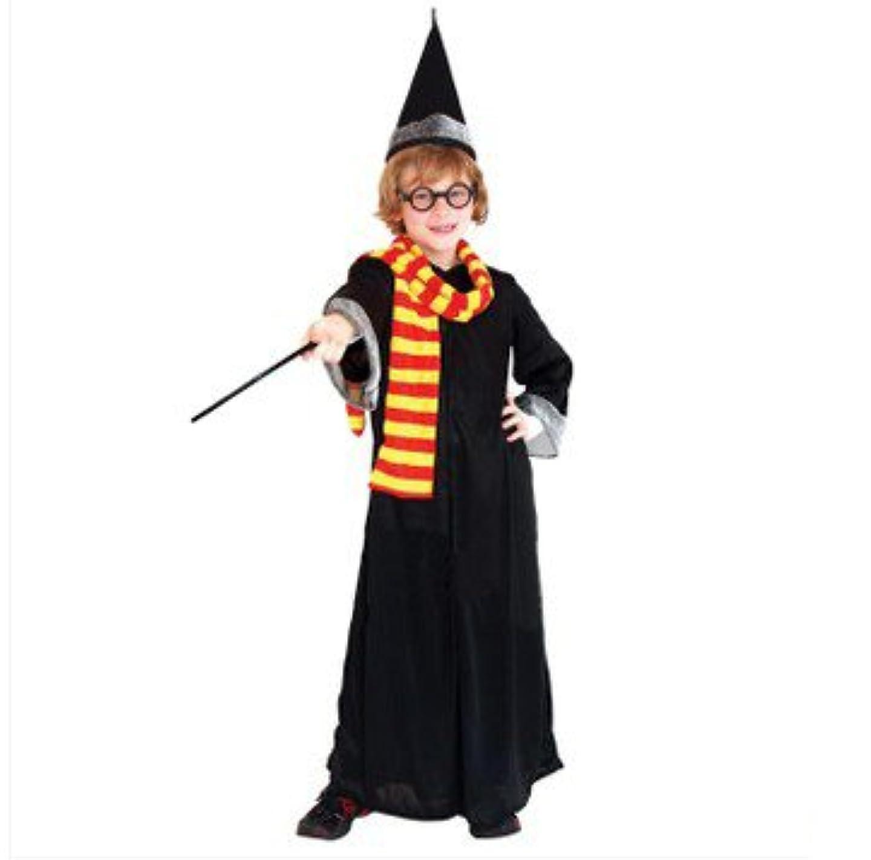 品ゴミグレードcos子供ハロウィン服装 男の子 子供ハリーポッター服装