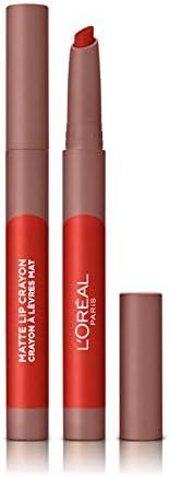 L'Oréal Paris Infallible Matte Lip Crayon 110 Caramel R