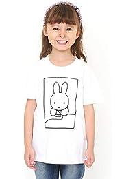 (グラニフ) graniph コラボレーション キッズ Tシャツ パソコン (ミッフィー) (ホワイト) キッズ