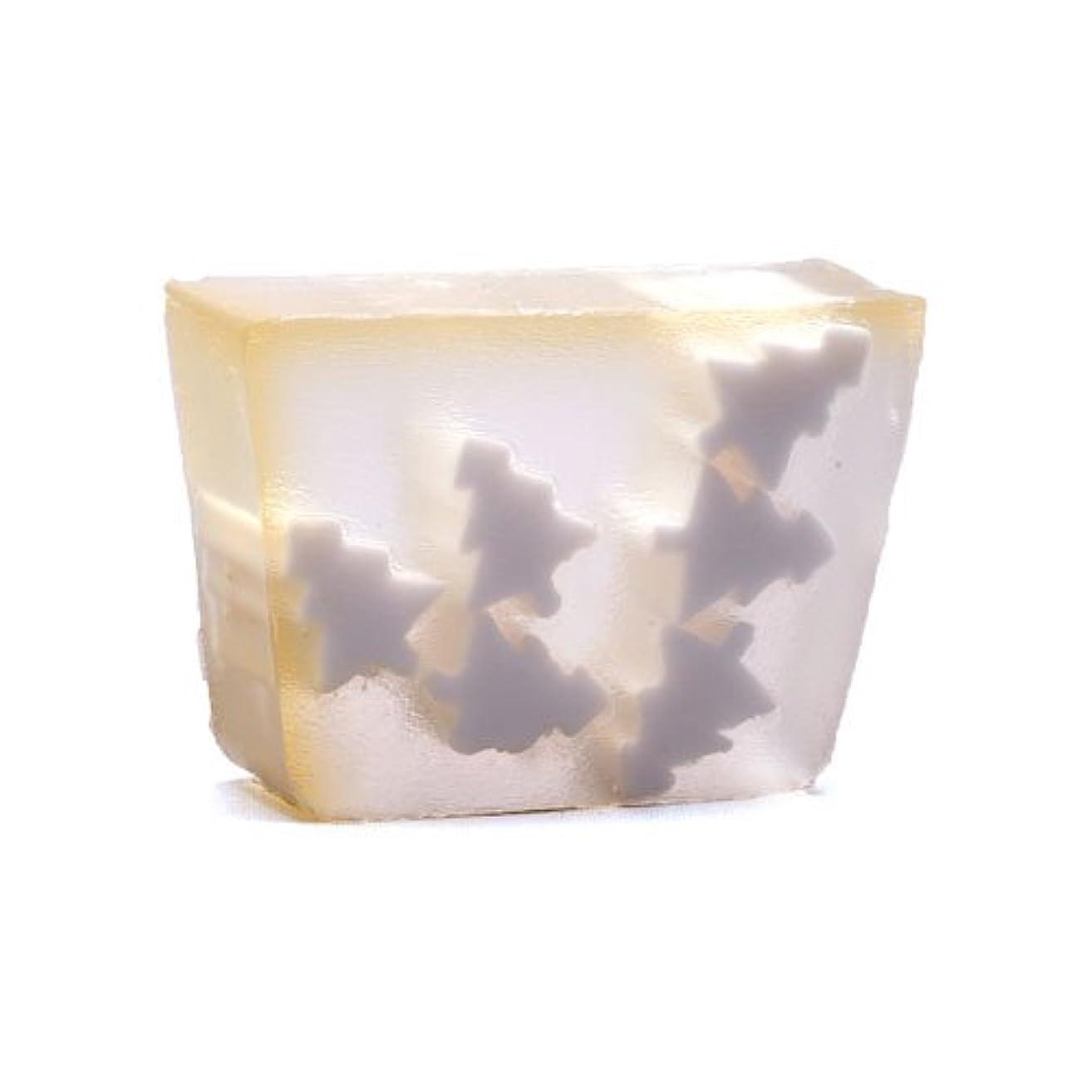 あまりにも冬抗議プライモールエレメンツ アロマティック ミニソープ ホワイトワンダーランド 80g 植物性 ナチュラル 石鹸 無添加