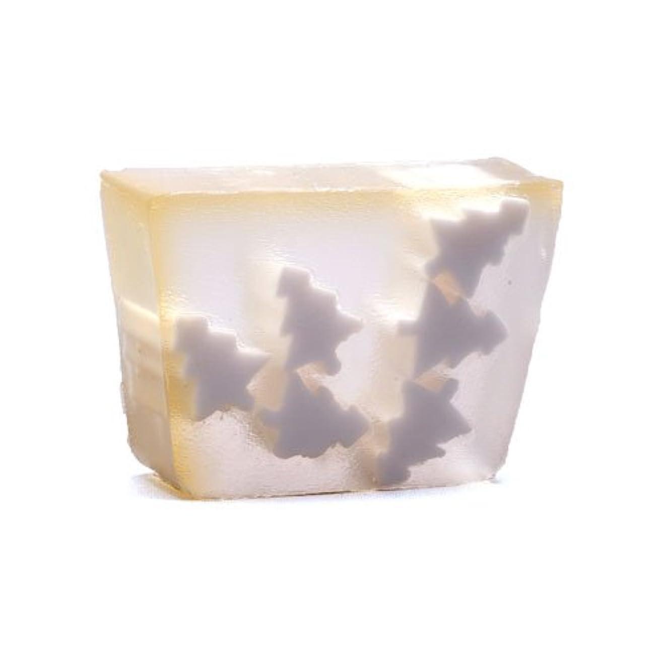 名誉ある最大限規定プライモールエレメンツ アロマティック ミニソープ ホワイトワンダーランド 80g 植物性 ナチュラル 石鹸 無添加