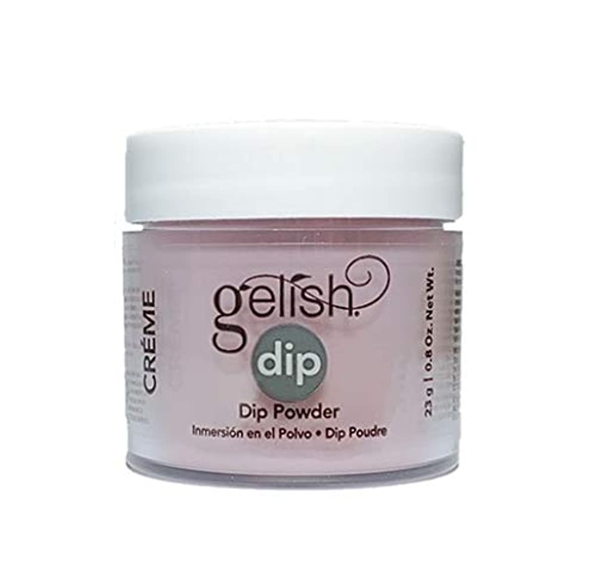 飢えたスタンドみHarmony Gelish - Dip Powder - Figure 8s & Heartbreaks - 23g / 0.8oz