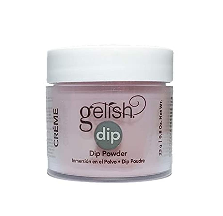 従来の馬鹿永続Harmony Gelish - Dip Powder - Figure 8s & Heartbreaks - 23g / 0.8oz