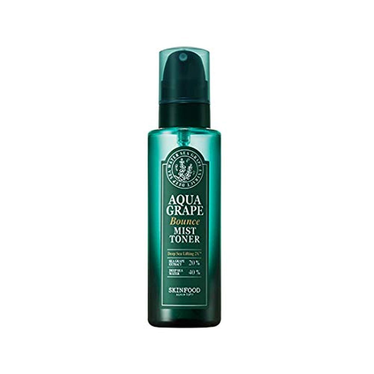 ロールチキン休日Skinfood アクアグレープバウンスミストトナー/Aqua Grape Bounce Mist Toner 155ml [並行輸入品]