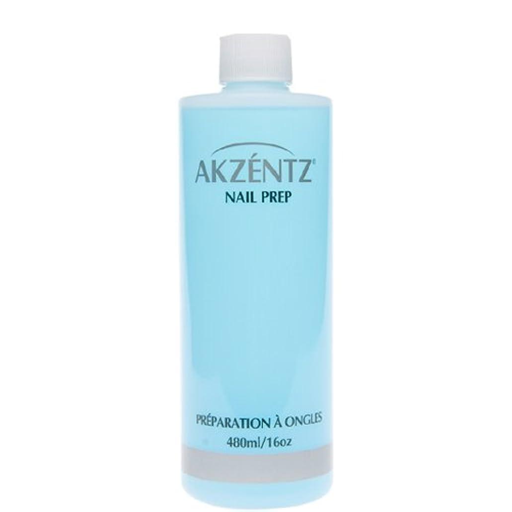 アレルギー犯す変装アクセンツ(AKZENTZ) ネイルプレップ 480ml