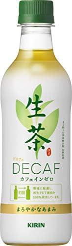 キリン 生茶デカフェ お茶 430ml PET ×24本 デカフェ・ノンカフェイン