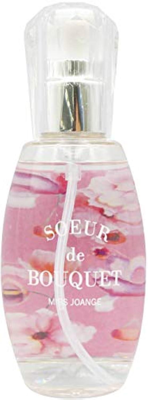 回る塗抹タックミスジョアンジュ ヘア&ボディコロン<コットンリリィの香り>