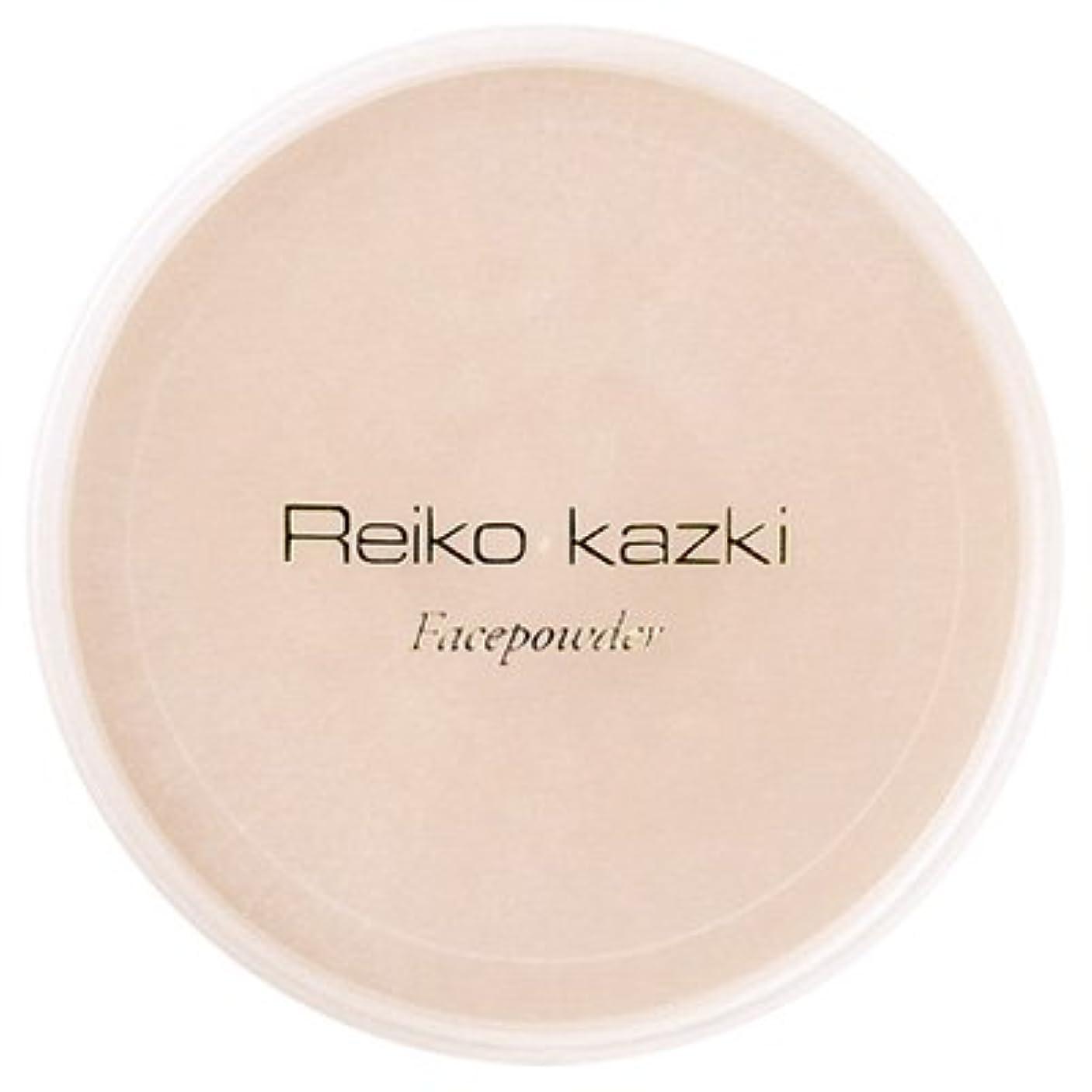 シャイニング示す非互換かづきれいこ フェイスパウダー ナチュラルベージュ<3> 色白の方向け 肌のキメを細やかに見せ、汗や皮脂に強い化粧くずれしにくいサラサラの肌に。