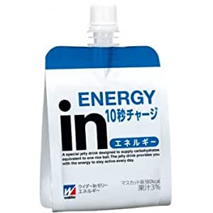 ウイダーinゼリー エネルギー マスカット味 180g×36個