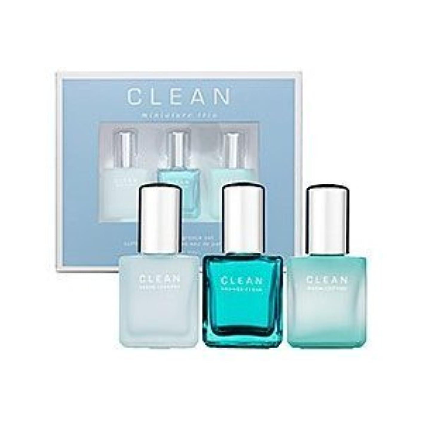 拡声器細い固めるClean Miniature Trio (クリーン ミニチュア トリオ) by Clean