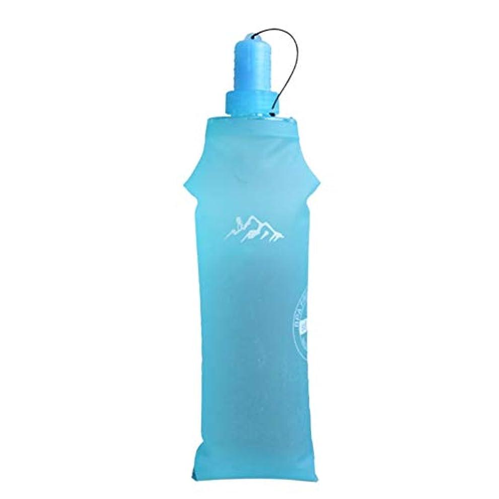 調整可能楽しませる保存VICOODA ウォーターカップ 抗菌性TPU素材 折りたたみ 水筒 スポーツボトル 自転車 ヨガ ジョギング 運動用(150ML/250ML/500ML)