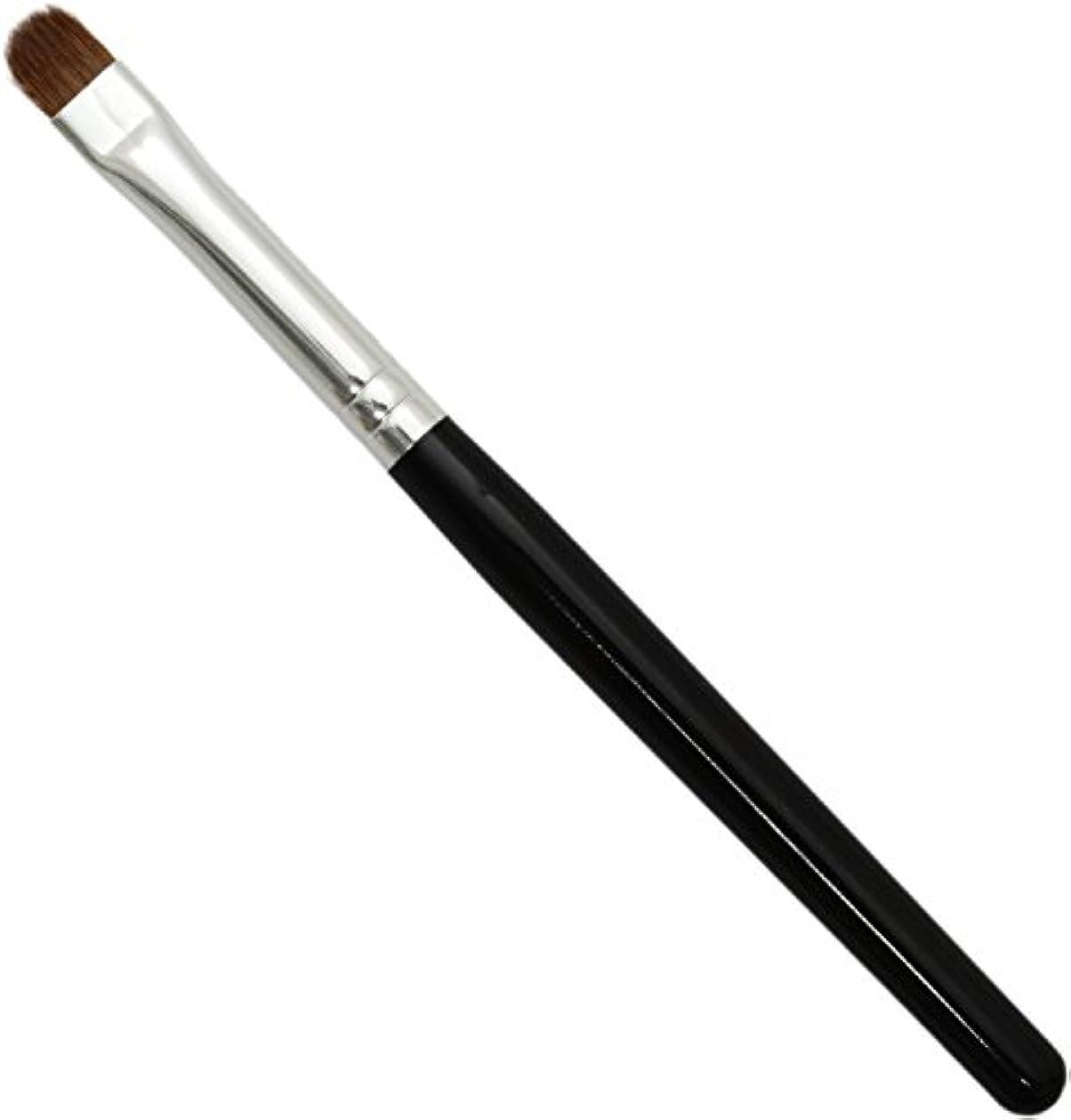 よく話される騒々しいベーリング海峡熊野筆 メイクブラシ KUシリーズ シャドウライナーブラシ イタチ毛