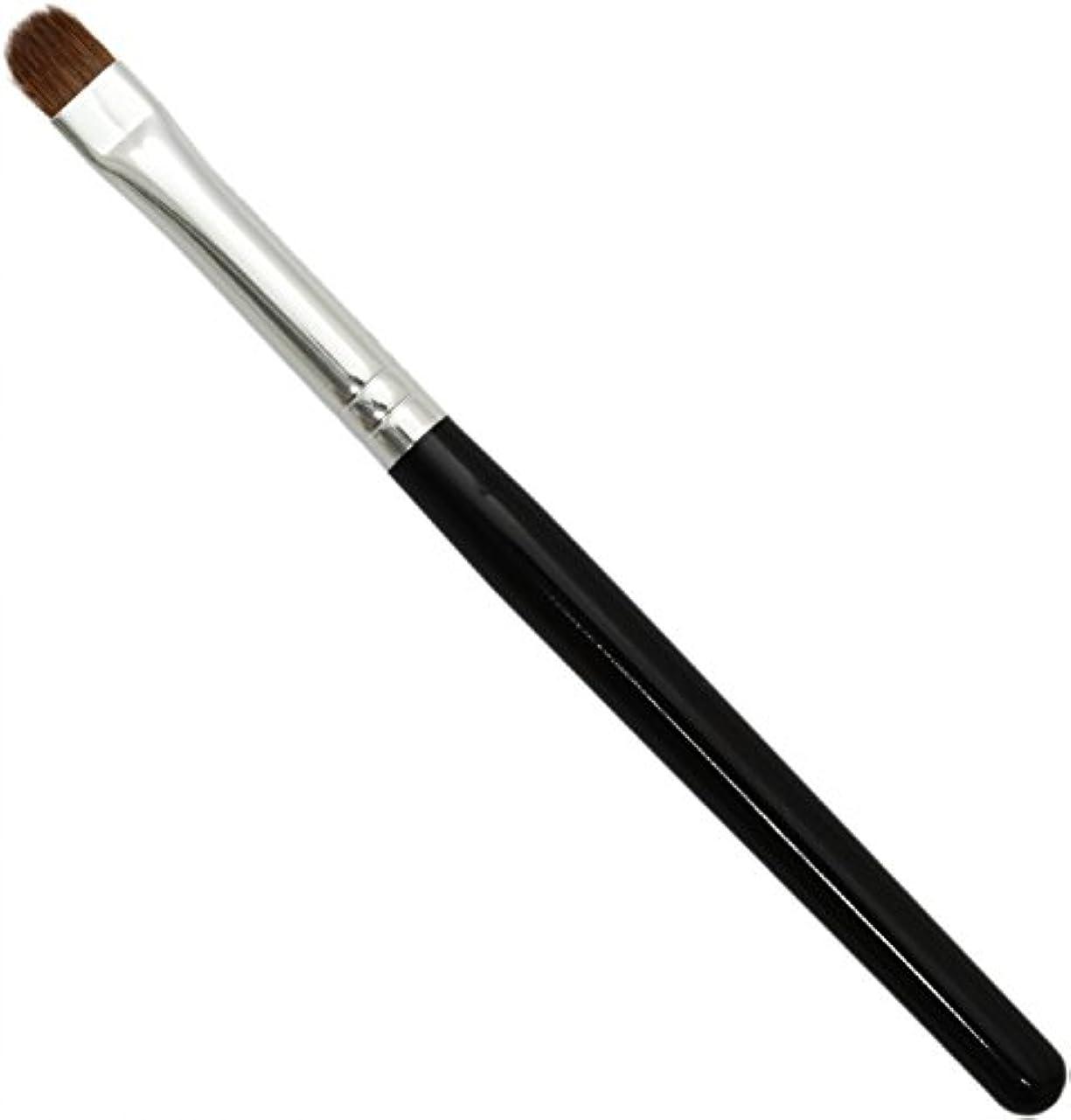 熊野筆 メイクブラシ KUシリーズ シャドウライナーブラシ イタチ毛