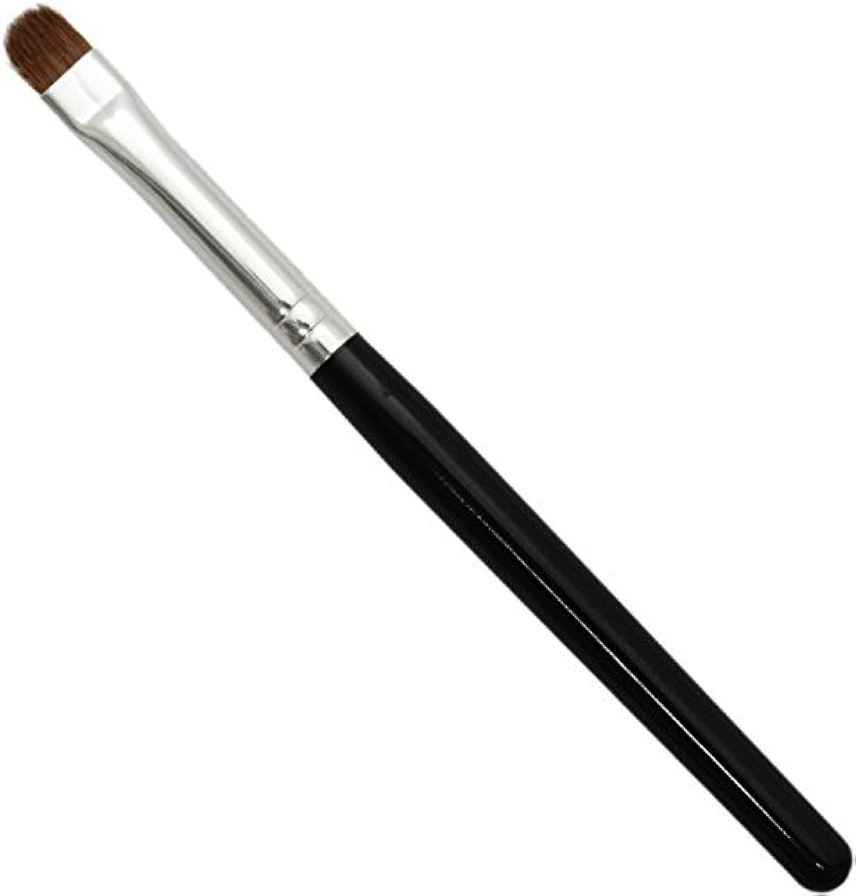 評価可能マーキングファーザーファージュ熊野筆 メイクブラシ KUシリーズ シャドウライナーブラシ イタチ毛