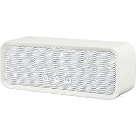 日立マクセル Bluetooth搭載ポータブルスピーカー (ホワイト) MXSP-BT03JWH