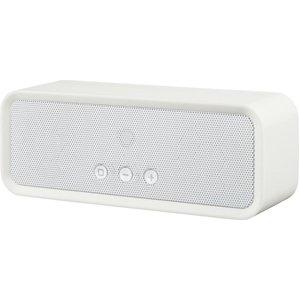 RoomClip商品情報 - 日立マクセル Bluetooth搭載ポータブルスピーカー (ホワイト) MXSP-BT03JWH