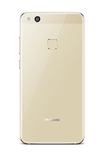 Huawei 5.2型 P10 lite SIMフリースマートフォン プラチナゴールド 【日本正規代理店品】 P10 lite/WAS-LX2J/Platinum Gold