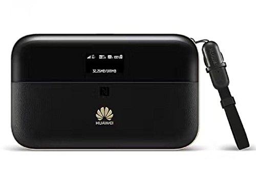 Huawei SIMフリー モバイルWiFiルーター WiFi 2 Pro / 25時間連続稼動 / LANポート付 / 32台接続可 / E5885Ls-93a [並行輸入品]