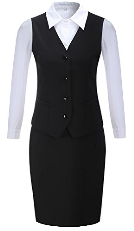激情女郎 olスーツ スカートスーツ リクルートスーツ レディース セット ビジネス 就活スーツ ベスト パンツ