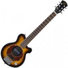 PIGNOSE ピグノーズ  アンプ内蔵エレキギター PGG-200 BS=Brown Sunburst