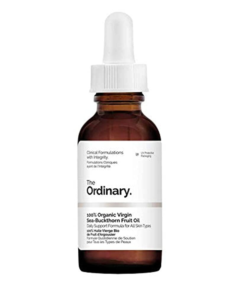 配偶者配偶者弱めるThe Ordinary 100% Organic Virgin Sea Buckthorn Fruit Oil