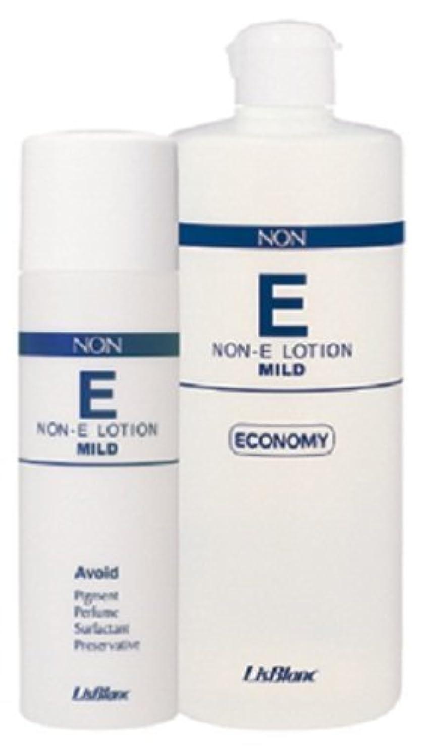 拡張パノラマ不屈リスブラン ノンEローションマイルド徳用 500mL 低刺激性保湿化粧水