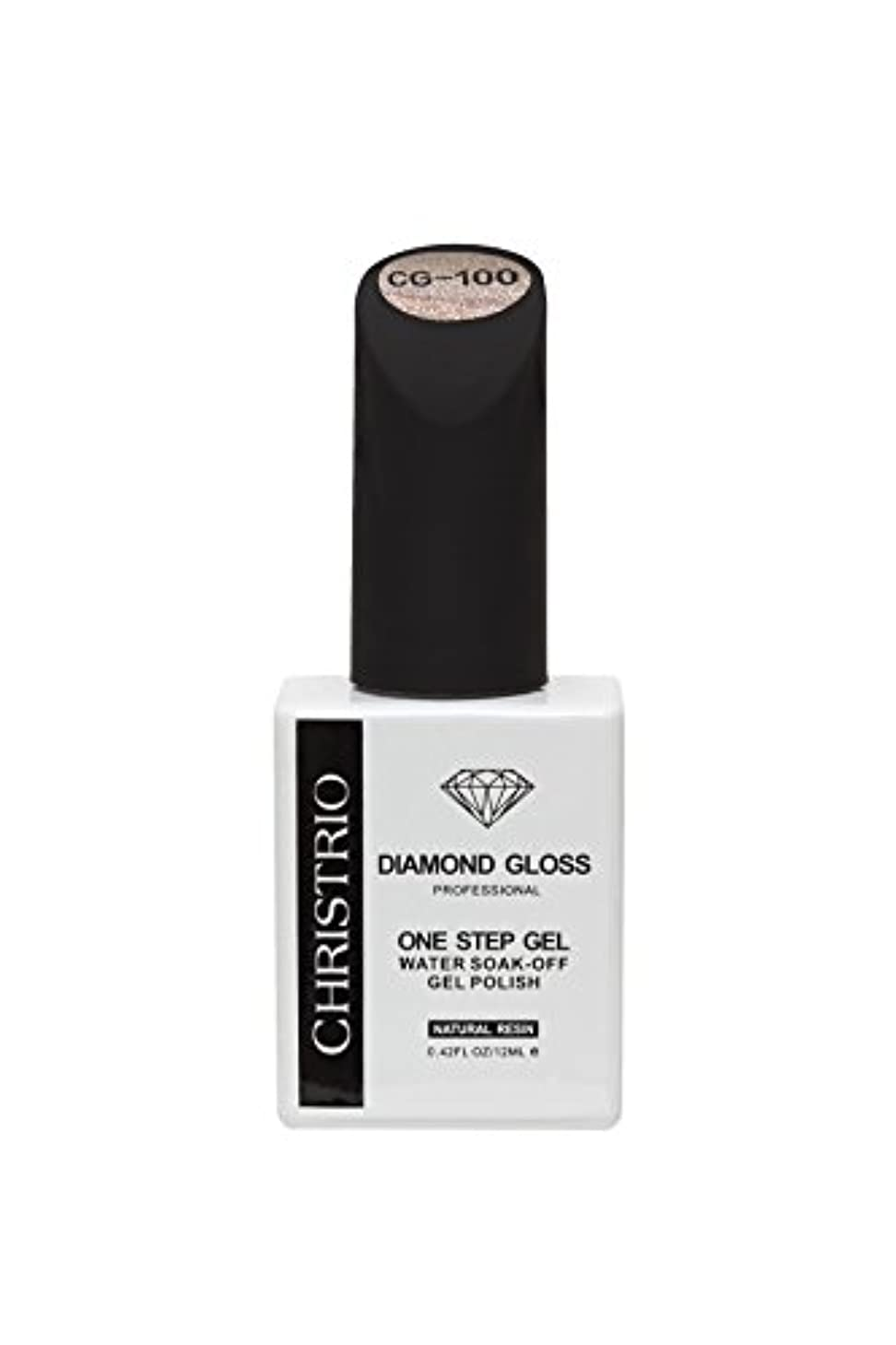 正確さ継承患者CHRISTRIO DIAMOND GLOSS 12ml CG-100