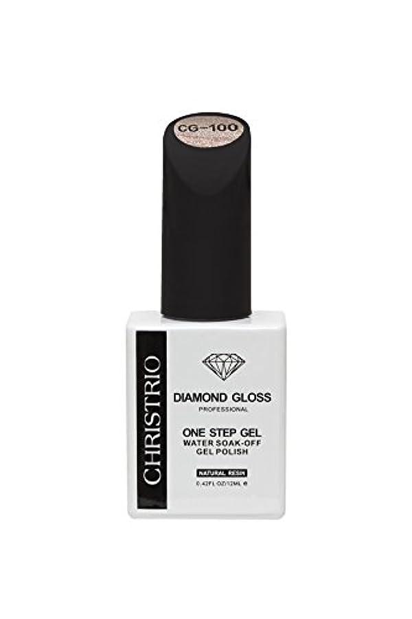 共感する幸運なことに排出CHRISTRIO DIAMOND GLOSS 12ml CG-100