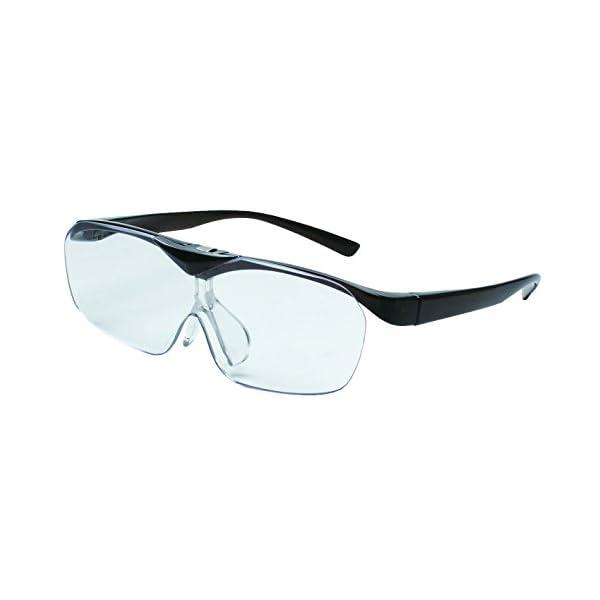 メガネ型拡大鏡 SMART EYE ハネアゲルー...の商品画像