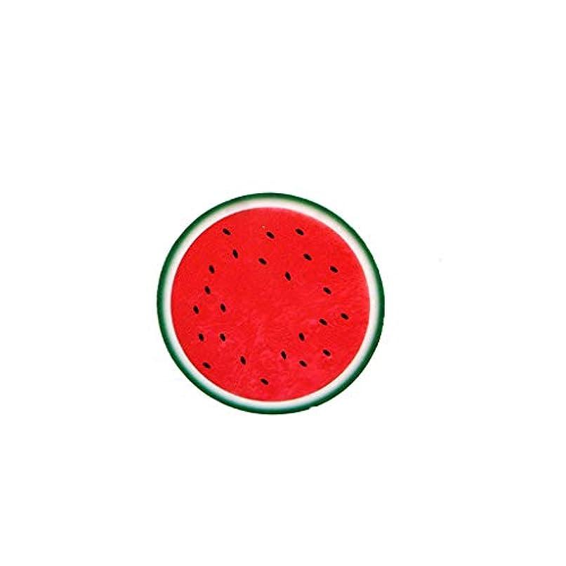 現在編集する見込みGOOD lask スクイーズ可能なシミュレーションの小さな果物、ゆっくりとしたコレクションの装飾、大人と子供が遊ぶことができるストレス解消のおもちゃ (G)