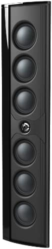 Definitive Technology Mythos XTR-50 On-Wall or Shelf-Mounting Ultra-Thin Loudspeaker (Black)