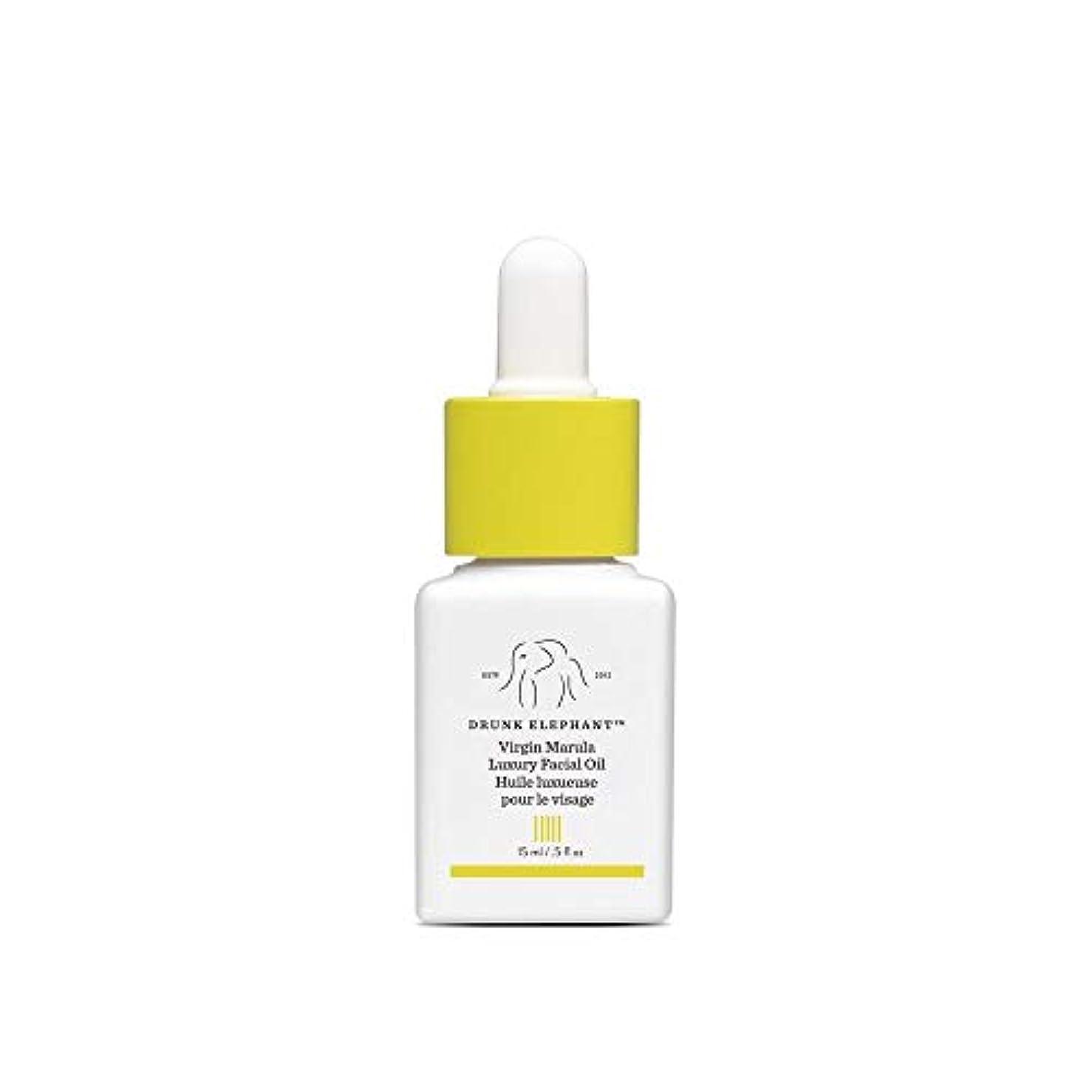 コーンフルーティークロニクルDrunk Elephant Virgin Marula Luxury Facial Oil 15ml (0.5oz)ドランクエレファントバージンマルラ ラグジュアリー フェイシャルオイル